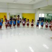 กิจกรรมเคลื่อนไหว ซ้อมการแสดง @ B.W.S. Studio ณ โรงเรียน บริบูรณ์วิทยา