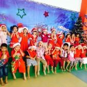 Christmas Day 2014 @ Boriboon Witaya School
